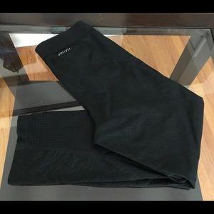 NIKE PRO Black Activewear Pants SMALL